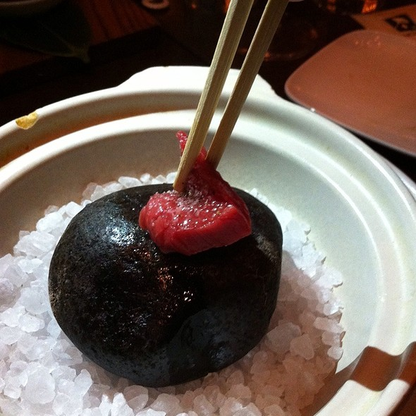 Hot Rock with Wagyu