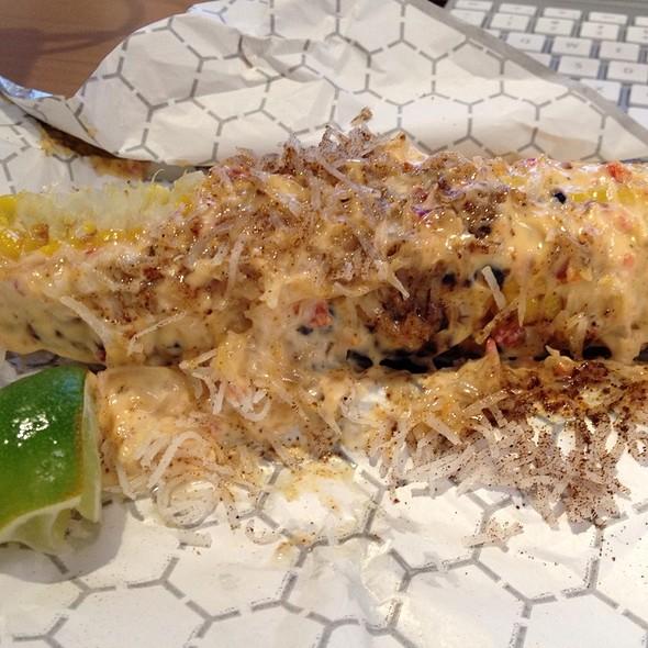Corn On The Cob @ Num Pang Sandwich Shop