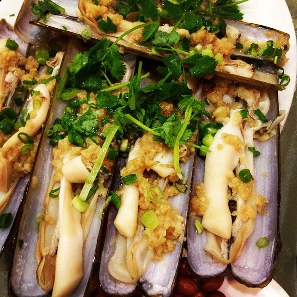 Razor Clam @ Leung Hap @ Hung Hom Food Court