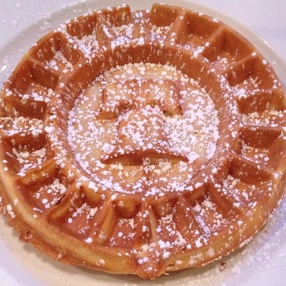 Belgian Waffle @ Darling's
