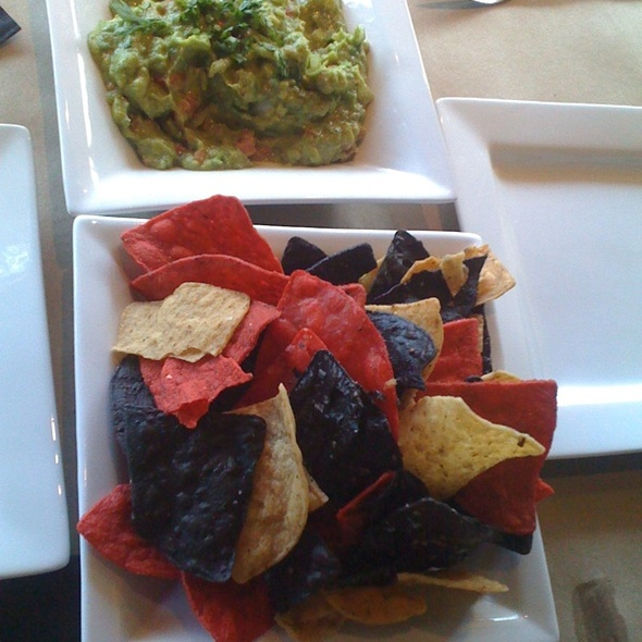 Guacamole and Chips - Mezcal Tequila Cantina - Worcester, Worcester, MA