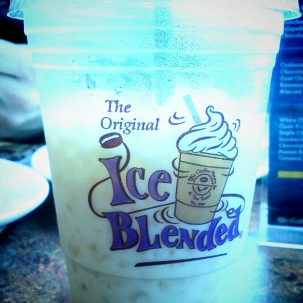 Earl Grey Iced Latte @ The Coffee Bean & Tea Leaf
