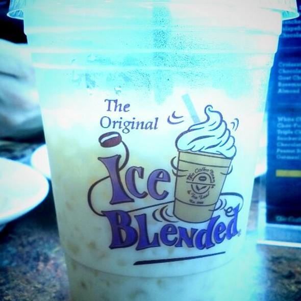 Earl Grey Iced Latte @ The Coffee Bean & Tea Leaf