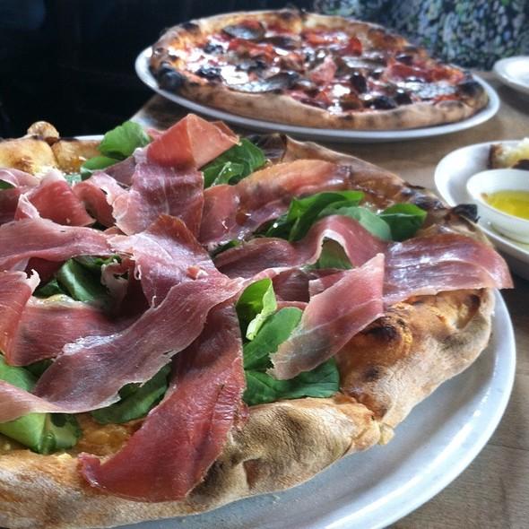 Bianco Verde @ Pizzeria Bianco