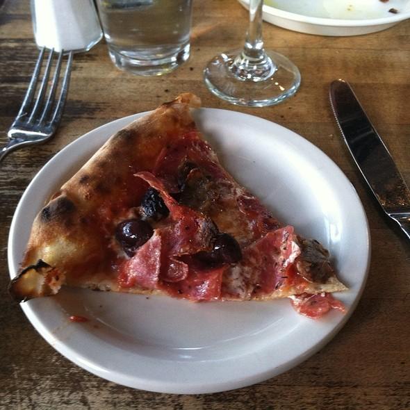 Sonny Boy @ Pizzeria Bianco