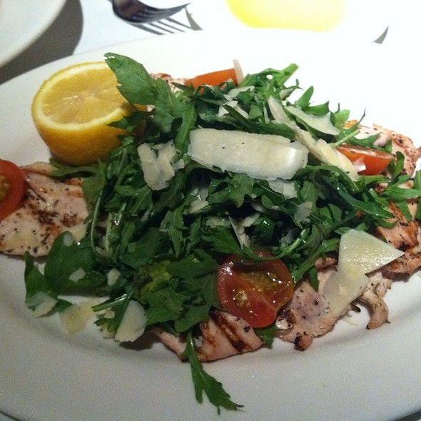 Chicken Paillard @ Skylight Gardens