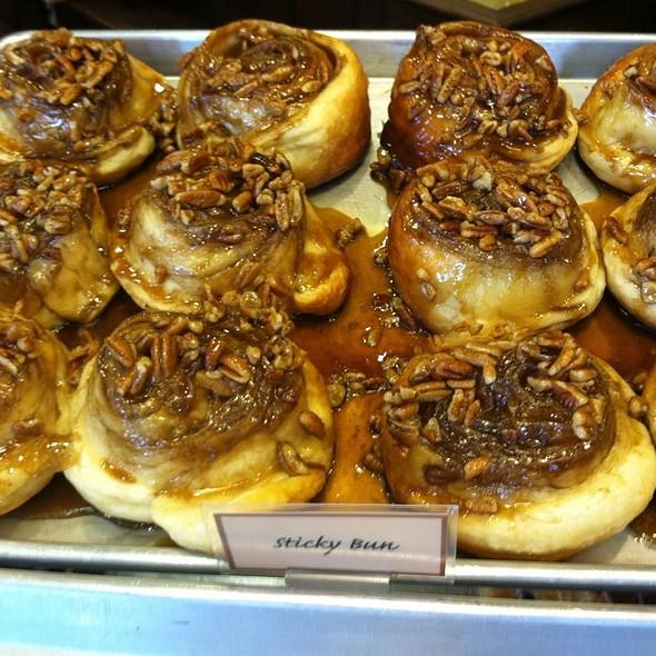 Sticky Buns @ Specialty's Cafe & Bakery