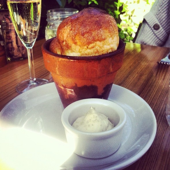 Flower Pot Bread @ Terrain at Styer's