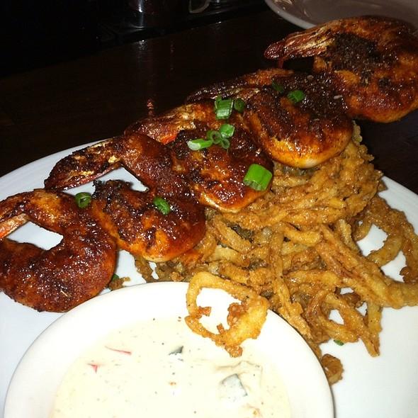 BBQ Shrimp @ Braise A Restaurant