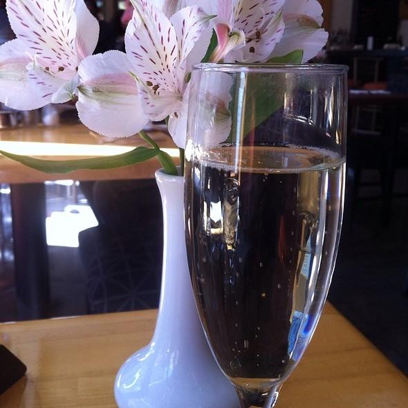 Champagne - M Street Bar & Grill, Washington, DC