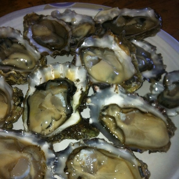 More Oysters!!!! @ The Schlafly Tap Room