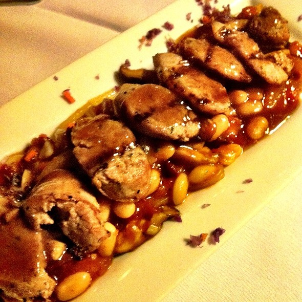 Wild Boar Sausage @ The Old 76 House