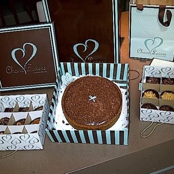 Bolos E Chocaletes Especiais @ Choco Lovers