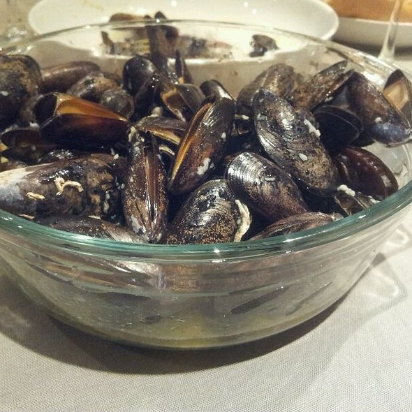 Garlic Butter Muscles @ Asda