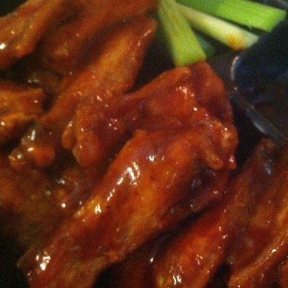 Barbeque Wings @ Zaxby's