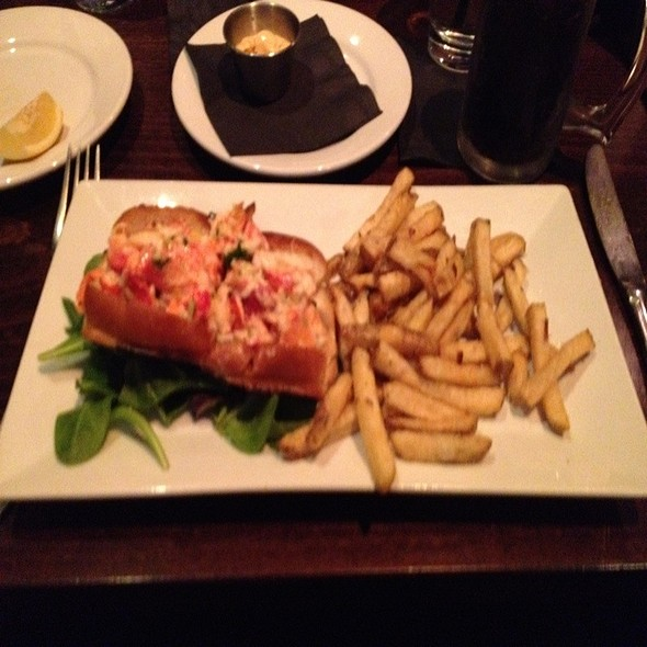 Lobster Roll (Sandwich) - The Rowhouse Grille, Baltimore, MD