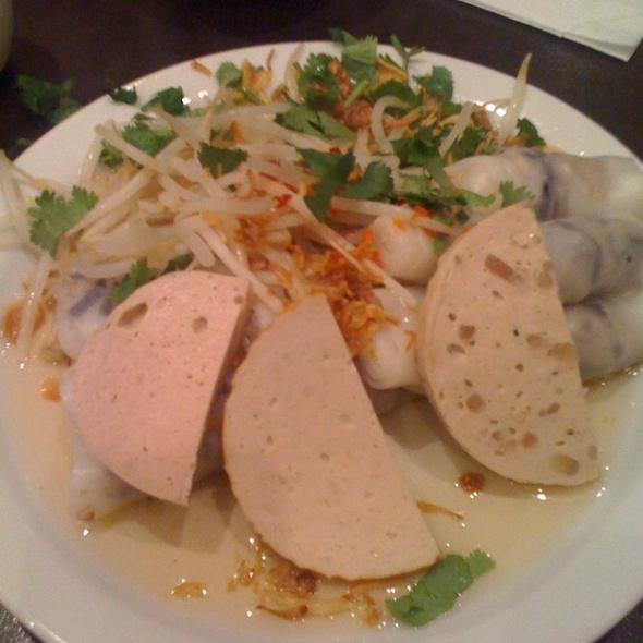 Bun Guong @ Linh Restaurant