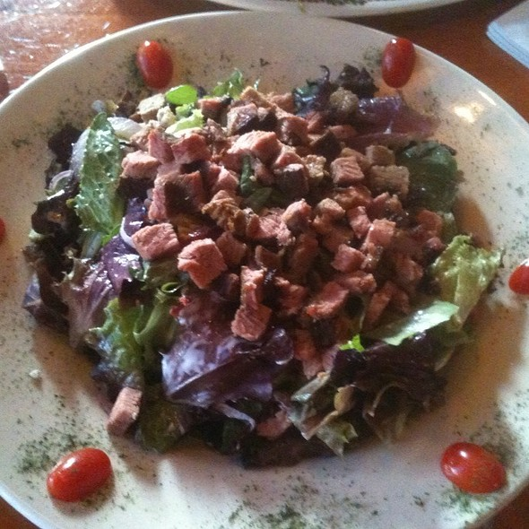Tri Tip Salad @ Big Bubba's Bad BBQ