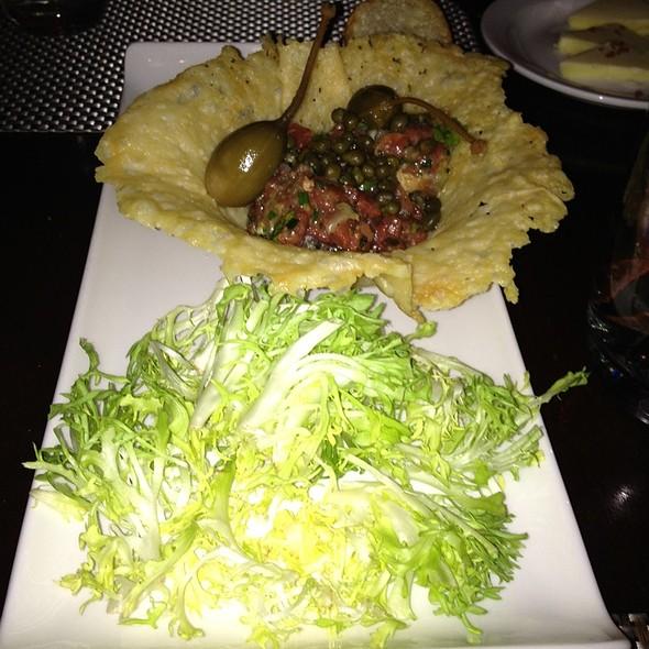 steak tartare - Brandywine Prime, Chadds Ford, PA