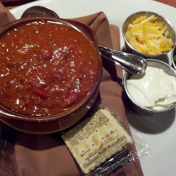 Wild Game Chili - Birch River Grill – An American Kitchen, Arlington Heights, IL