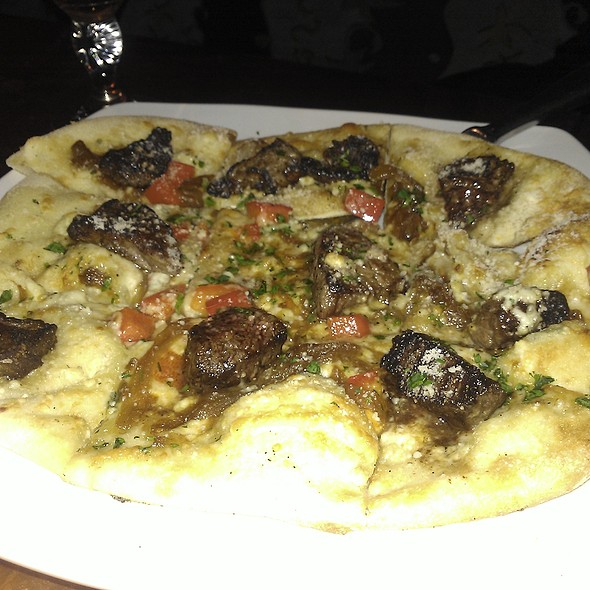 Tenderlion flat bread - Spazzo, Redmond, WA