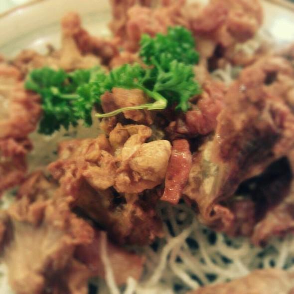 Chicharon Bulaklak @ Packo's Restaurant and Bar