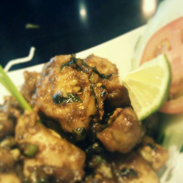 Stir Fried Chicken @ Mango Tree Bistro