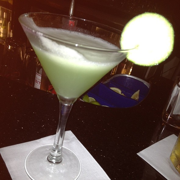 Cucumber Martini @ Harney Sushi Old Town
