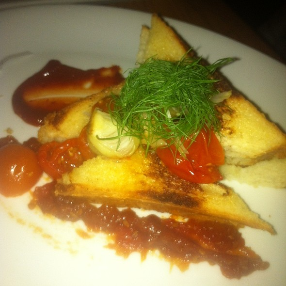 Grilled Cheese Sandwich @ Parkside