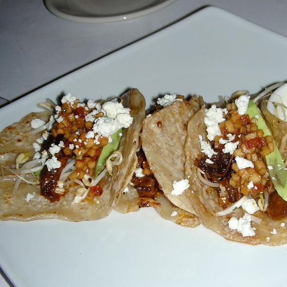 Goat Tacos @ Allen's Table