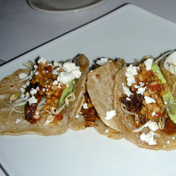 Goat Tacos @ Allen's Table
