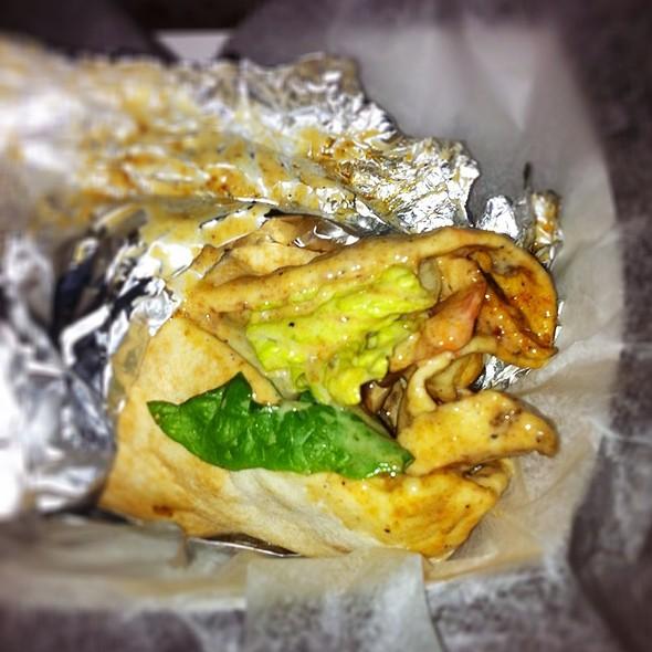 Chicken Shawarma @ Bucharest Grill