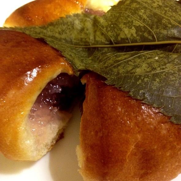 Sakura Mochi Bread