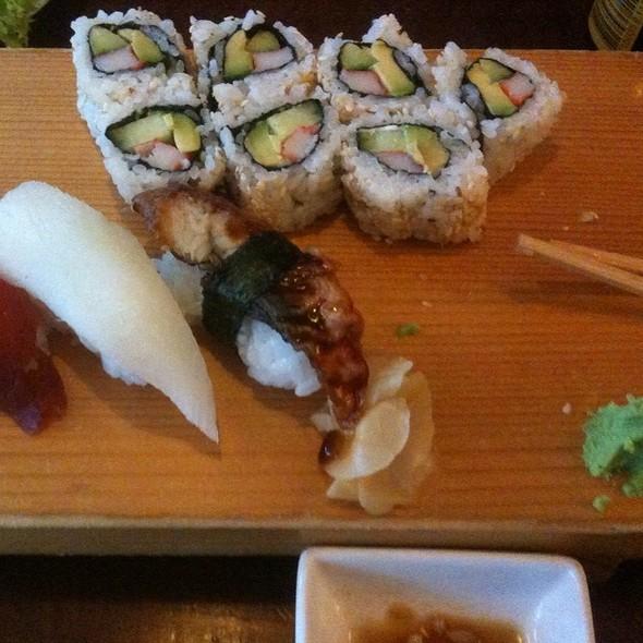 Sushi @ Ichiban Sushi Bar