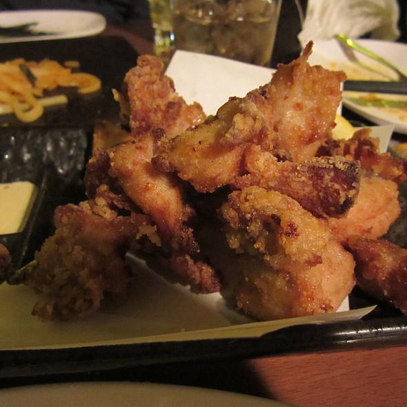 Garlic Fried Chicken @ Don Don Izakaya