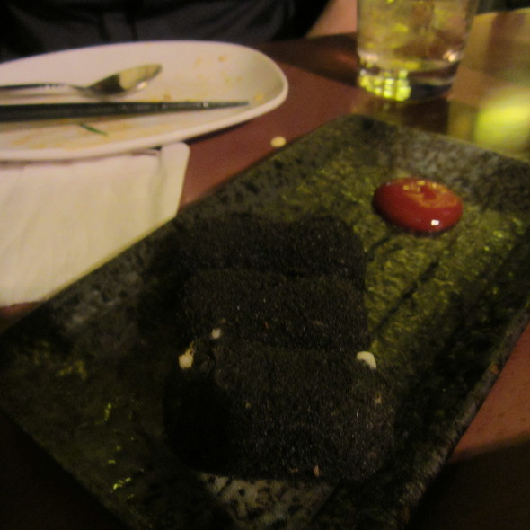 DON DON Special Black Croquette @ Don Don Izakaya