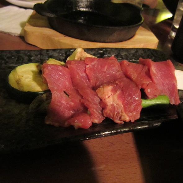 Jaja-yaki Beef @ Don Don Izakaya