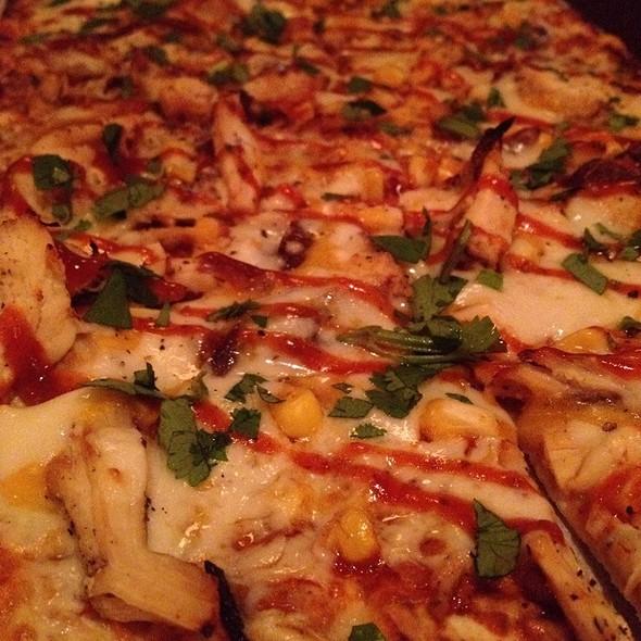 BBQ Chicken Flatbread - DOC Wine Bar - Lombard, Lombard, IL