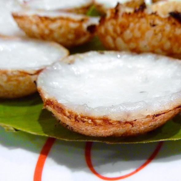 Khanom Krok @ Food Hall Siam Paragon