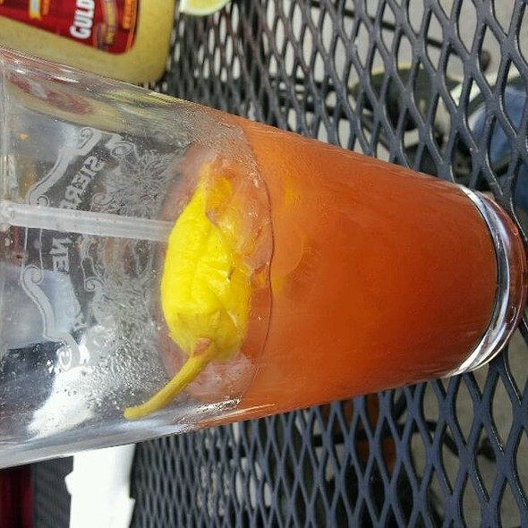 UJ Bloody Mary @ Universal Joint