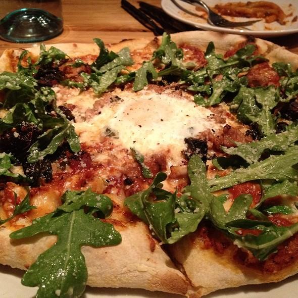 Widow Maker Pizza @ Prato