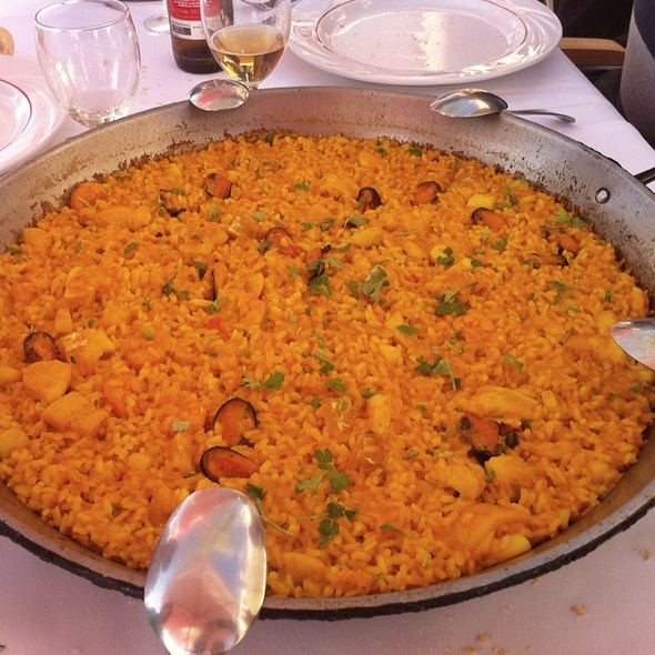 Paella Del Senyoret @ Casa Maribel