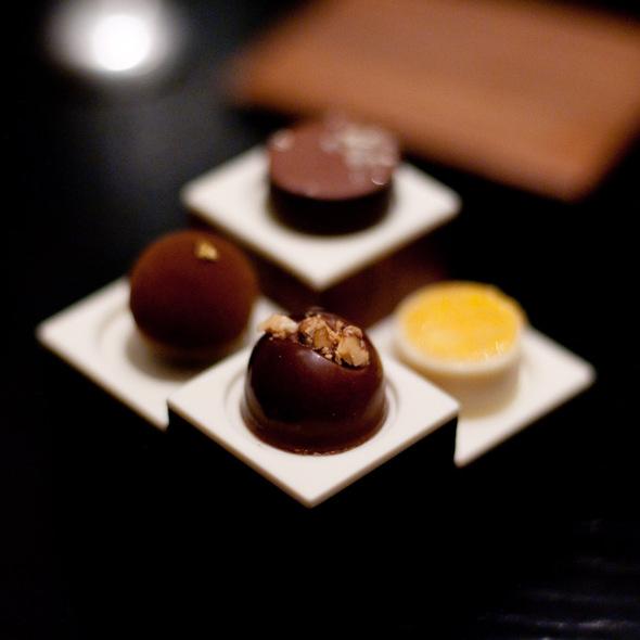 Chocolates @ Benu