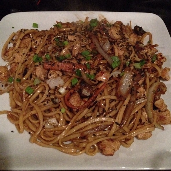 Chicken Lo Mein @ Republic Noodle