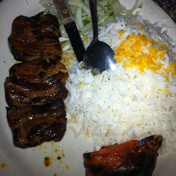 Bamiyan afghan restaurant menu new york ny foodspotting for Afghan kebob cuisine menu