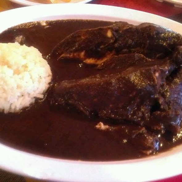 Mole Negro @ Guelaguetza