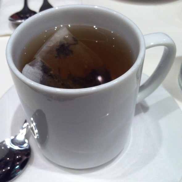 Black Rose Tea @ Spot Dessert Bar
