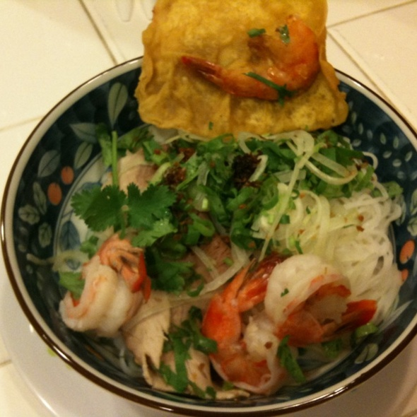 Weekly 40% Off Special Menu @ Hoa Binh Restaurant