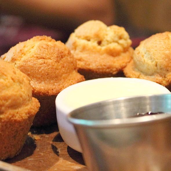 Sweet Corn Muffins @ Rosebud