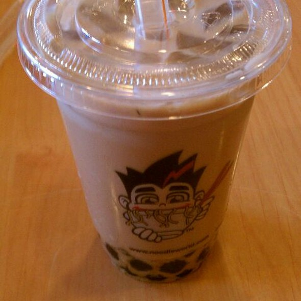 Boba Milk Tea @ Boba World